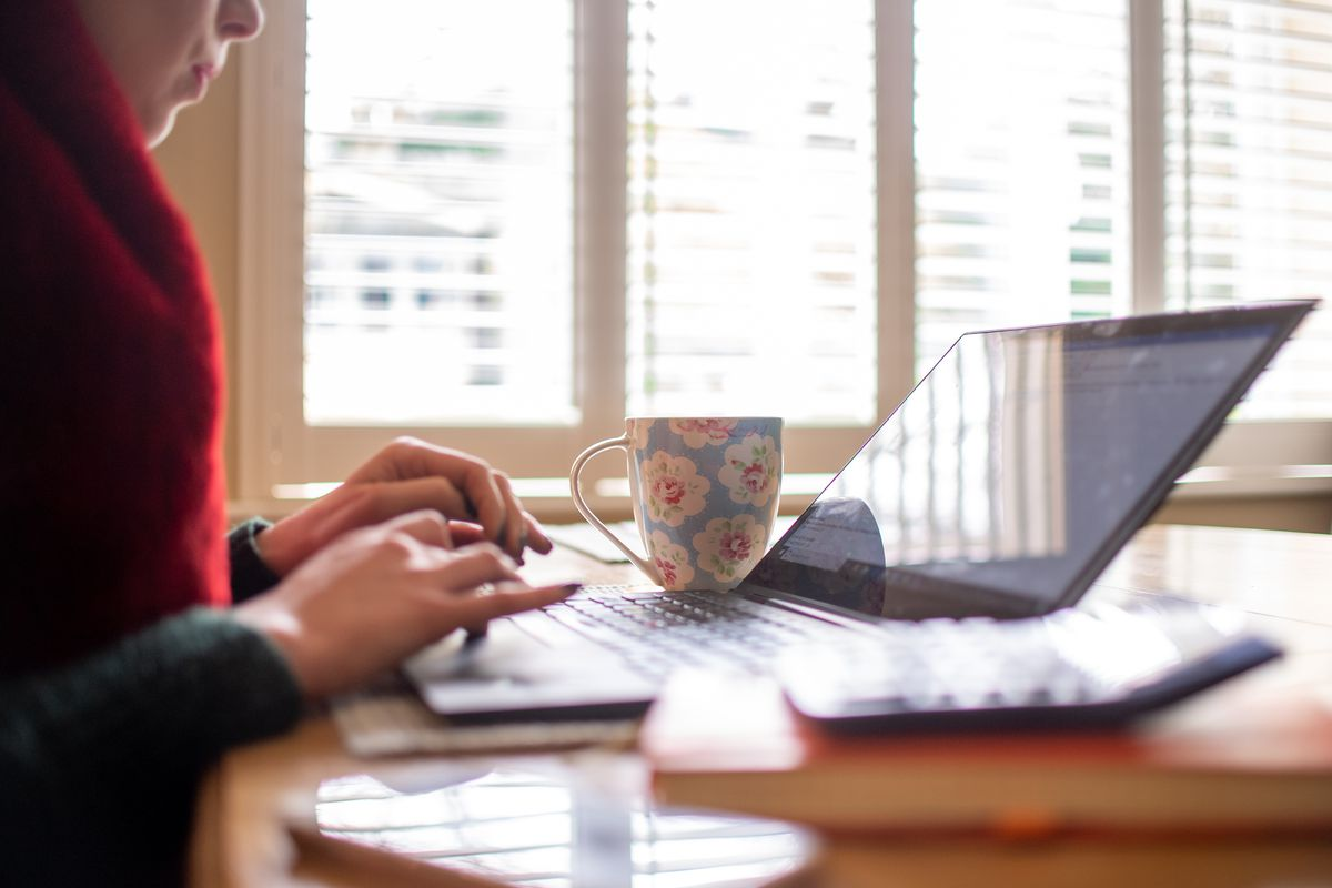 How to work from home even if you don't have coronav1rus - The Verge